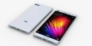 शाओमीचा नवा स्मार्टफोन Mi Note 2 लॉन्च