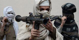 तालिबान्यांचा जर्मन दुतावासाजवळ दहशतवादी हल्ला