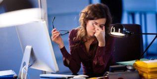 कॉप्युटरचा धोका आणि डोळ्याचा व्यायाम