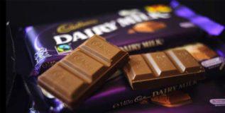 कॅडबरी डेअरी मिल्क युरोपात डार्क मिल्क चॉकलेट?