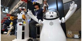 जपानी रोबो विद्यापीठ प्रवेश परिक्षेत नापास