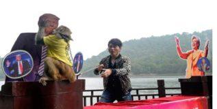 ट्रंप होणार राष्ट्रपती- चिनी माकडाची भविष्यवाणी