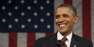 ओबामांच्या नावावर कोळी, पाल आणि मासाही!
