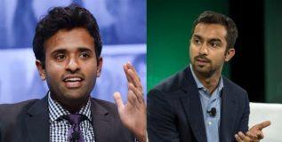 दोन भारतीयांचा अमेरिकेतील श्रीमंतांच्या यादीत समावेश