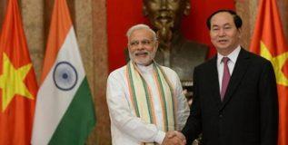 भारतचा व्हिएतनामशी नवा नागरी अणुकरार