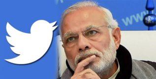 ट्विटरवर ट्रेण्ड होत आहे 'रिश्वतखोर_PM_Modi'