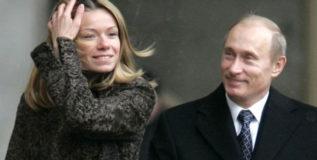पुतिन यांच्या मुलीच्या हौसेपायी 3 कोटी डॉलरचा खर्च!