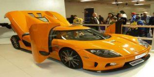 अबब! ३३ कोटी रूपयांची ट्रॅव्हीटा कार