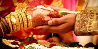लग्नाची पहिली रात्र घालवली आश्रमात आणि भिक्षुकांप्रमाणे