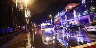 इस्तंबूलमध्ये दहशतवादी हल्ला, ३५ ठार