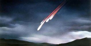 जपानी उपग्रह करणार कृत्रिम उल्कांची आतषबाजी