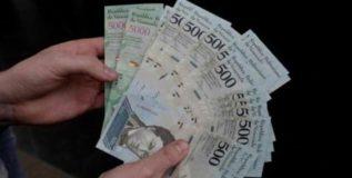 नोटबंदी फसलेल्या व्हेनेझुएलात मोठ्या किमतीच्या नव्या नोटा