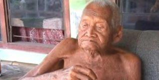 जगातील सर्वात वयोवृद्धाने साजरा केला १४६वा वाढदिवस