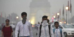 मुंबई, दिल्लीत वायूप्रदूषणामुळे ८० हजार लोकांचे बळी