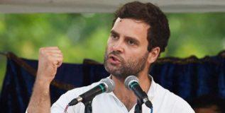 काँग्रेस सत्तेत परतल्यानंतरच 'अच्छे दिन': राहुल गांधी