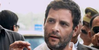 'डिअर भाजप, डरो मत' – राहुल गांधी