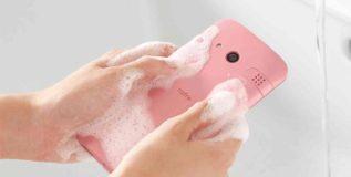 हा स्मार्टफोन साबणाने धुतल्यावरही चालणार