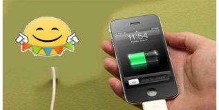 स्टीकरनेही करता येणार स्मार्टफोन चार्ज