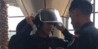 'एनएसजी'च्या जवानांना मिळाली बुलेटप्रूफ हेल्मेट्स