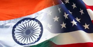 भारत अमेरिकेचा प्रमुख सुरक्षा भागीदार