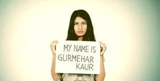 एबीव्हीपी विरोधी आंदोलन जवानाच्या मुलीने थांबवले