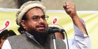 पाकिस्तानने रद्द केला हाफीज सईदचा शस्त्रपरवाना