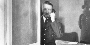 हिटलरचा 'तो' फोन खोटाच, तज्ज्ञांचा दावा