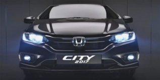 होंडा सिटीची नवी फेसलिफ्ट कार लाँच