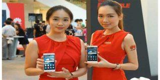 चीन बाजारात हुवाईने विकले सर्वाधिक स्मार्टफोन