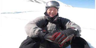 जाँटी ऱ्होडस देतोय काश्मीर पर्यटनाला प्रोत्साहन