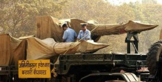 भारत-इस्त्रायल बनविणार २०० बराक मिसाईल