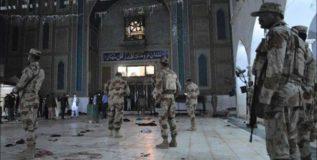 पाकिस्तानातला धमाका