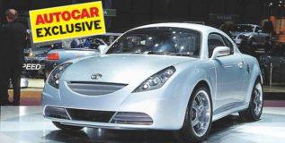 बाजारात येणार टाटाची पहिली स्पोर्टस् कार