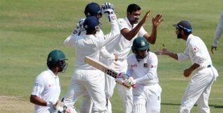टीम इंडियाचा बांगलादेशवर २०८ धावांनी विजय