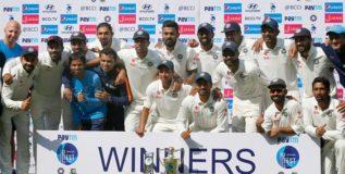 भारताचा ऑस्ट्रेलियाविरुद्ध विजयी संघ कायम