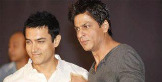 आमिरच्या 'नई सोच'शी जोडला जाणार शाहरुख