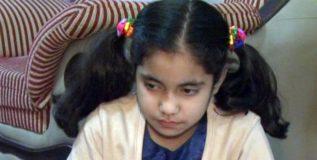 उत्तर प्रदेशमधील विजयासाठी पाकिस्तानी मुलीचे मोदींना पत्र