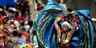 ब्राझिलमध्ये सुरु झाला जगातील सर्वात आकर्षक कार्निव्हल