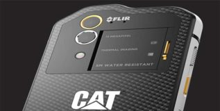 बुलीट ग्रुपचा कॅट एस ५० स्मार्टफोन