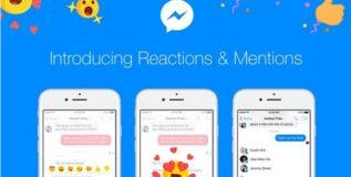फेसबुक मेसेंजरमध्ये दोन वाढीव नवे फिचर्स