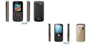 फॉक्स मोबाईलचे गामा व स्टाईल प्लस फोन लाँच