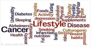 लाइफस्टाइल डीसीजेस टाळण्यासाठी आपली जीवनशैली बदला..