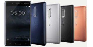 फ्लॅगशीप स्मार्टफोन अगोदर नोकिया ७ व ८ येणार
