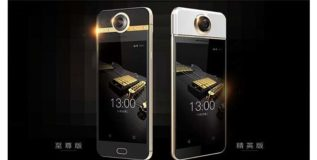 ३६० डिग्रीतून फोटो काढणारा डार्लिंग डी स्मार्टफोन
