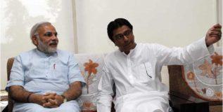 युपी सर केल्याबद्दल राज ठाकरे यांनी केले पंतप्रधान मोदींचे अभिनंदन