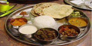 मध्य प्रदेशात मिळणार ५ रुपयांत पोटभर जेवण