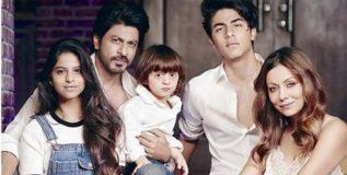 मुलांसाठी नशापाणी सोडणार शाहरुख!