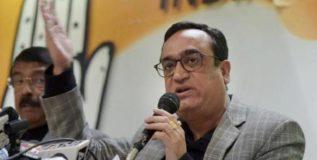 पराभवानंतर अजय माकन यांचा राजीनामा