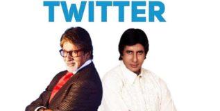 ट्विटरचे शहेनशहा झाले महानायक