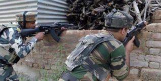 दहशतवाद्यांचा लष्कराच्या छावणीवर भ्याड हल्ला, तीन जवान शहीद